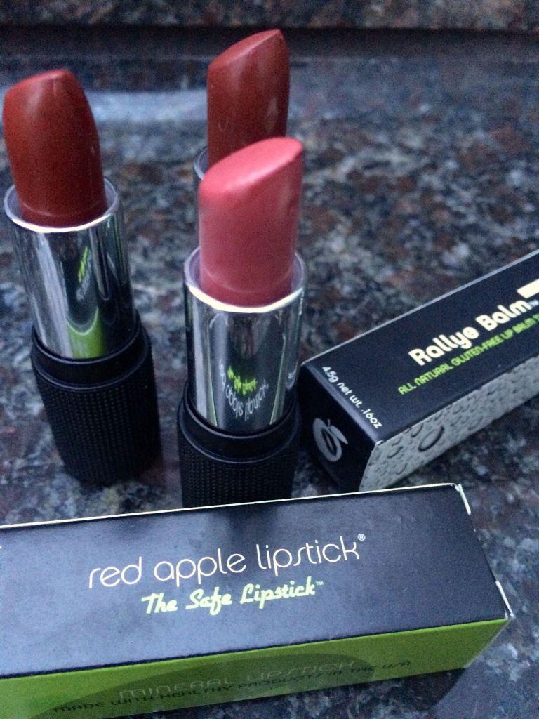 NE_Red Apple Lipstick