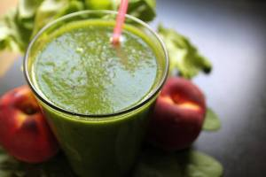 The Nourished Epicurean_Spring Green Smoothie