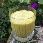 The Nourished Epicurean_Golden Glow Smoothie