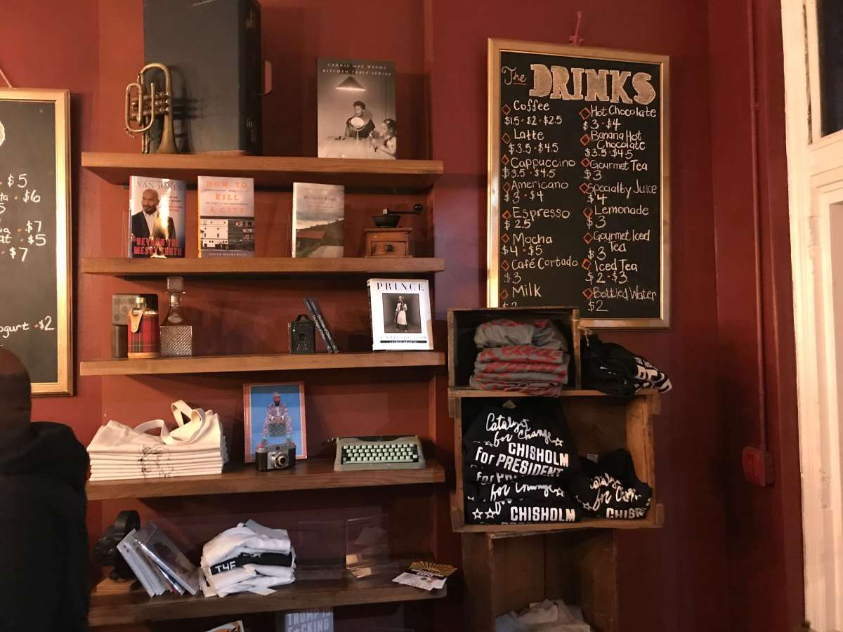 Philadelphia's Newest Book Store and Coffee House: Uncle Bobbie's Coffee & Books