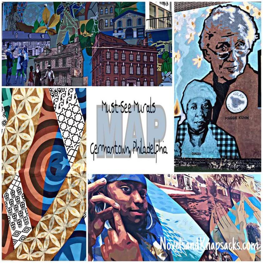 walk germantown philadelphia murals