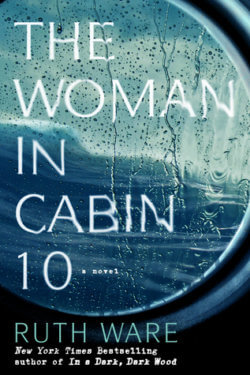 Cover of The Woman in Cabin 10 The Novel Tourist book library