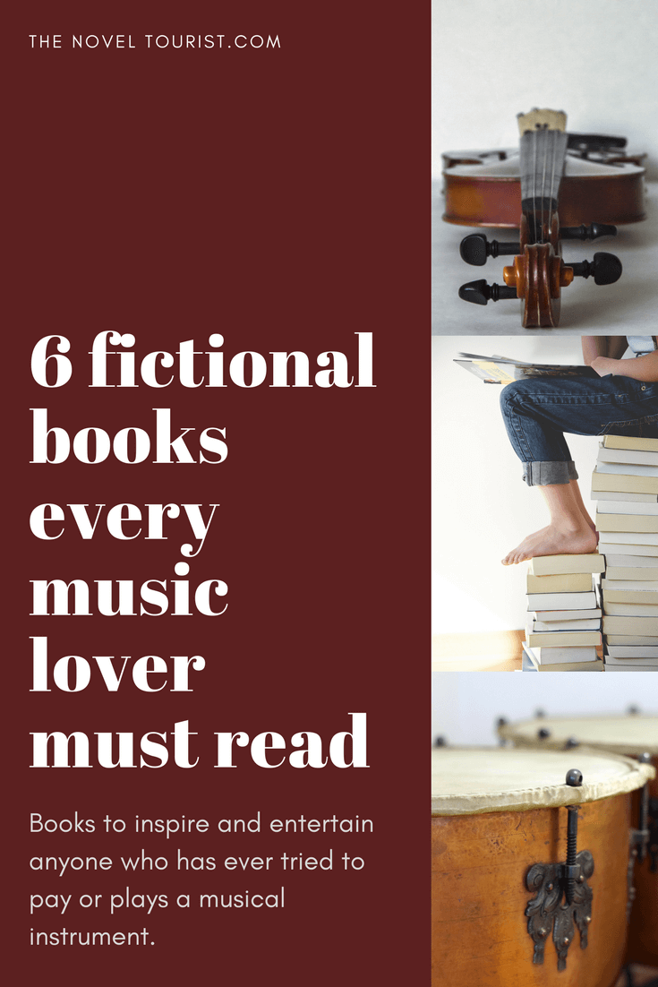 6 Books for Music Lovers to read