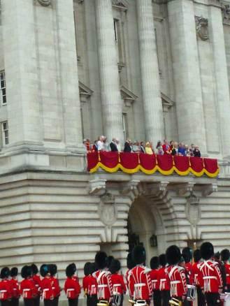 british royal family and band