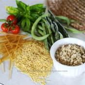 quinoa as pasta substitute