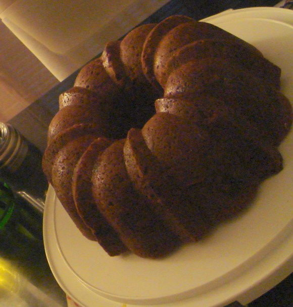 How Long Should A Bundt Cake Cool In The Pan