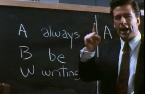 always-be-writing