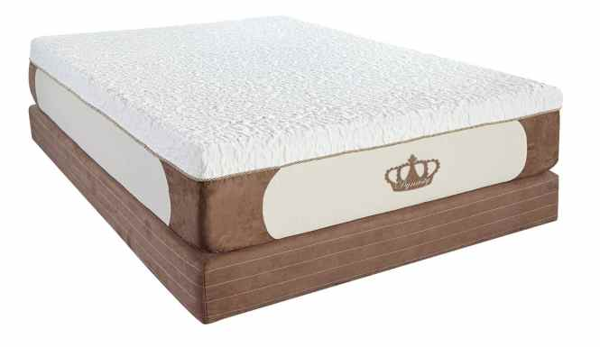 Dynastymattress New Cool Breeze 12 Inch Gel Memory Foam Mattress Review The Number One