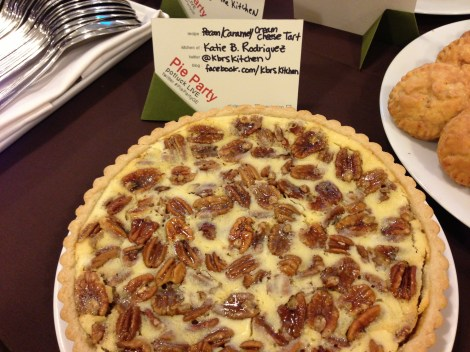 Pecan-Caramel-Cream-Cheese-Tart-Pie-Party-GE