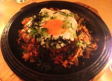 Kimchi-bacon-chorizo-paella-danji