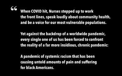 The Pandemic Of Systemic Racism
