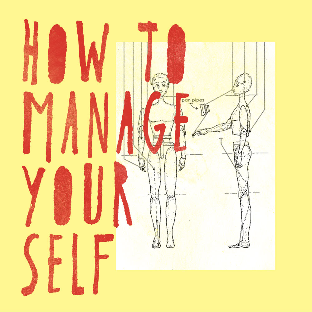 Managing yourself when freelancing