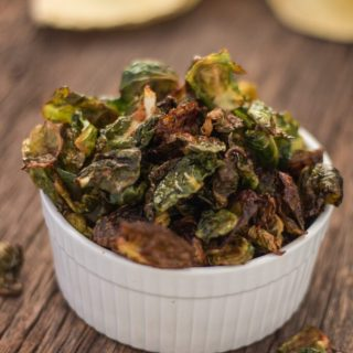 Southwestern Brussels Sprouts Chips