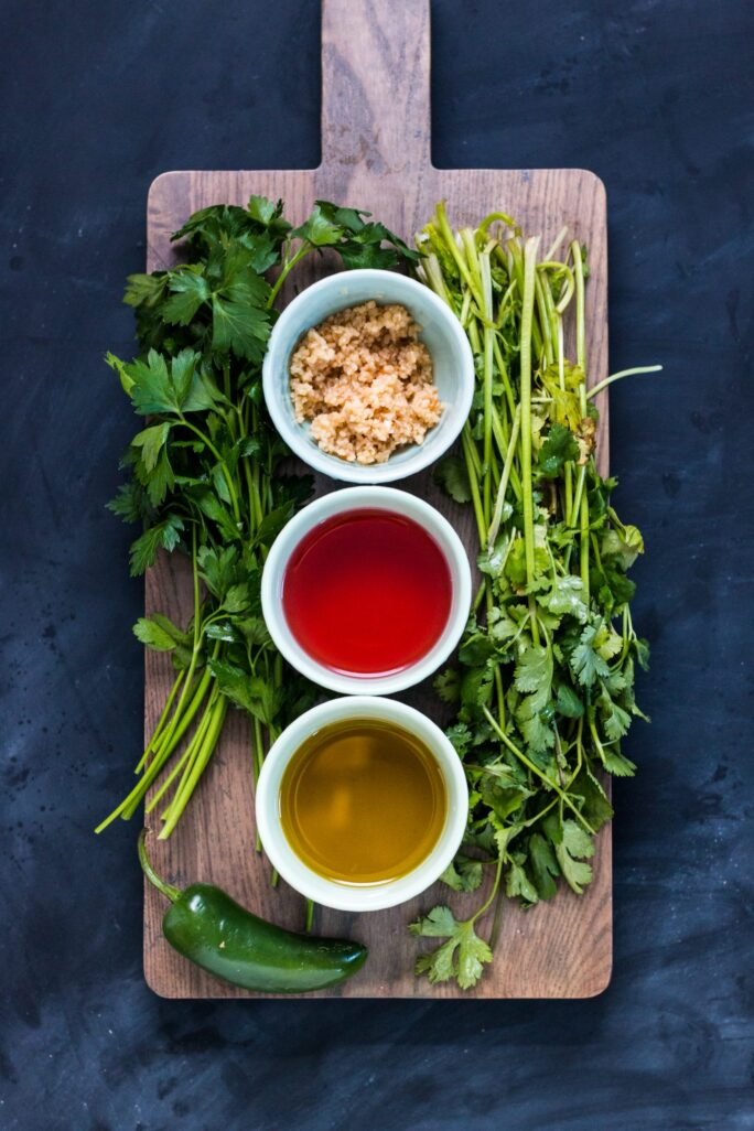 Easy and delicious chimichurri recipe
