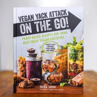 Vegan Yack Attack On the Go