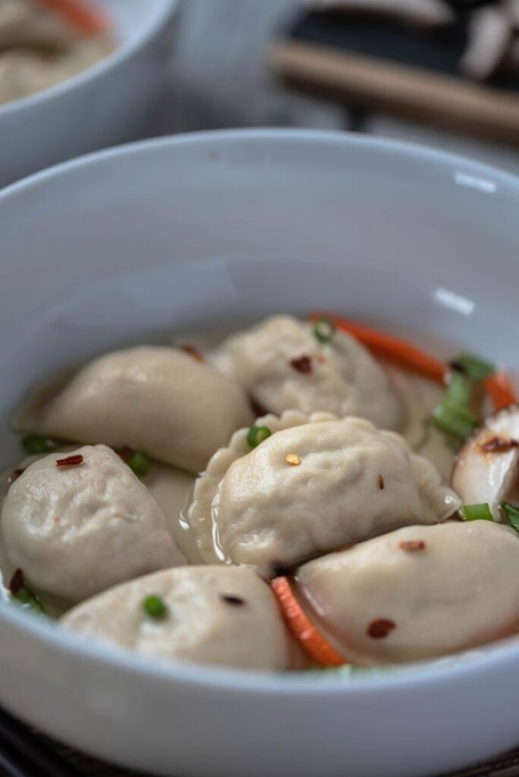 Nasoya Asian Dumpling Soup Nutfreevegan