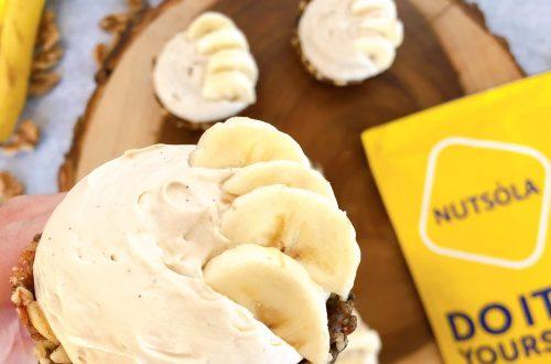 paleo vegan banana cream pie