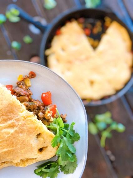 gluten free tamale pie