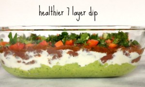 Healthier 7 Layer Dip