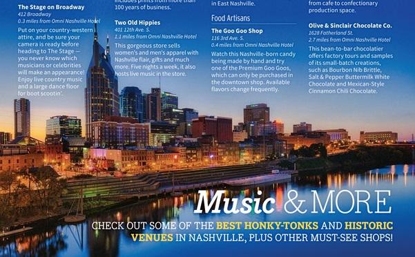 Nashville FNCE issue