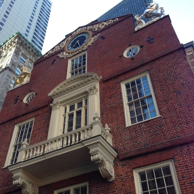 Old State House-Boston, MA