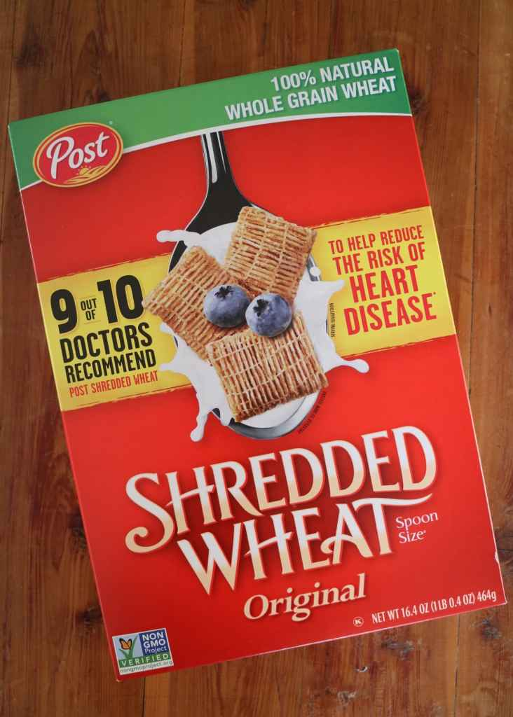 Post Shredded Wheat