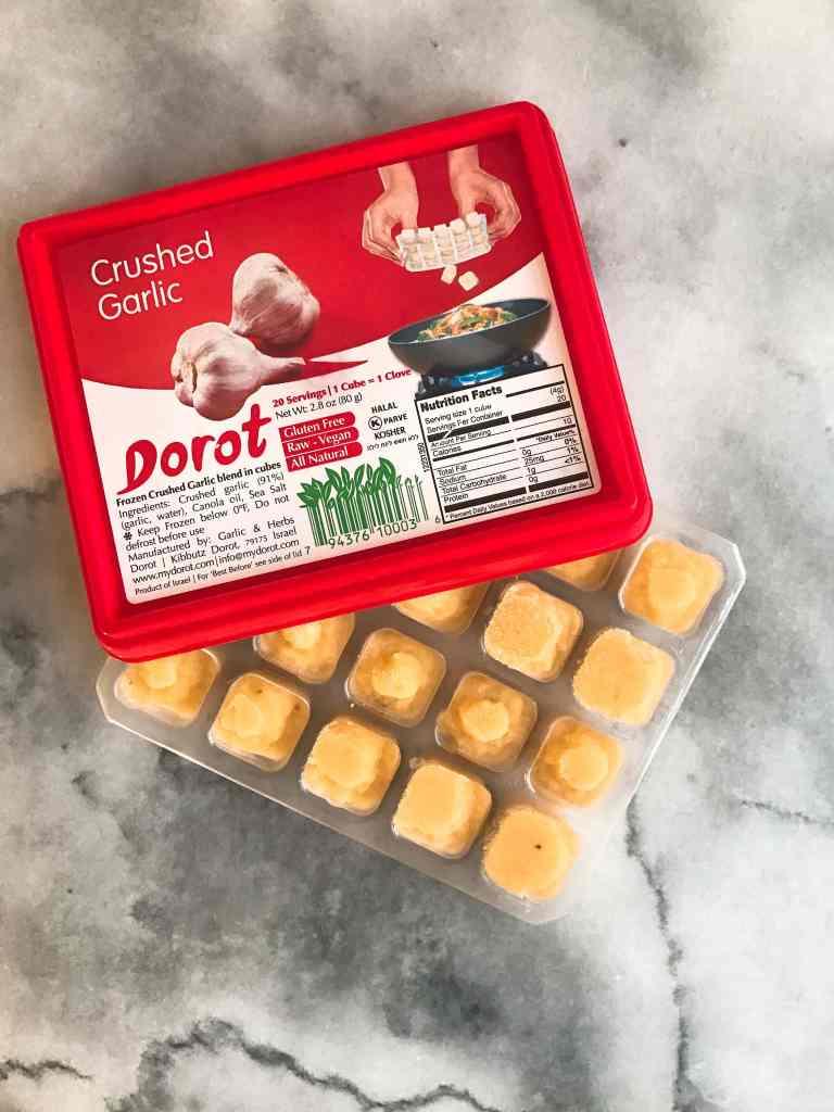 Dorot Crushed Garlic | Garlicky Ricotta Pasta