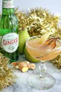 Ginger Beer Pear Punch