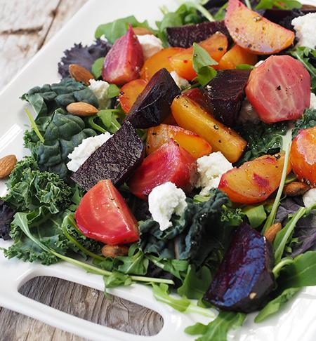 beet salad get rid of lactic acidosis