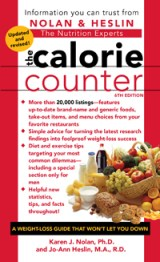 Nutrition Books With Calorie Counts And Nutrition Values