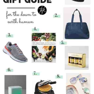 TNK Gift Guide: For the Down to Earth Human!