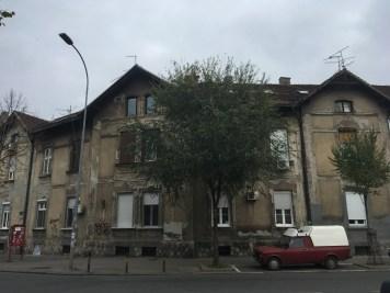 Jelisaveta Načić's Workers' Housing Complex