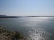 The Danube below Ram fortress