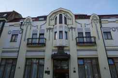 A house in Subotica