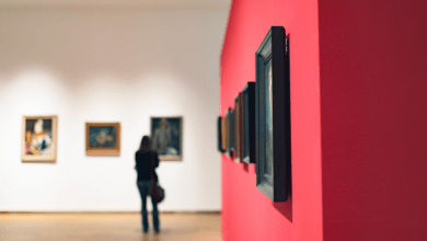 """Photo of The Thomas Scheibitz """"Abacus"""" Exhibit is a Must-See"""