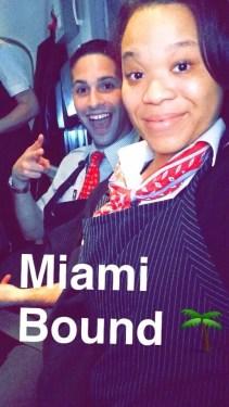 Miami baby with Aja!