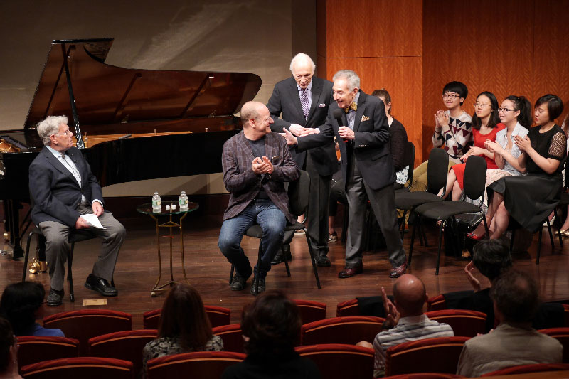 01-Seminar-with-Lowell-Liebermann,-2016-Commissioned-Composer
