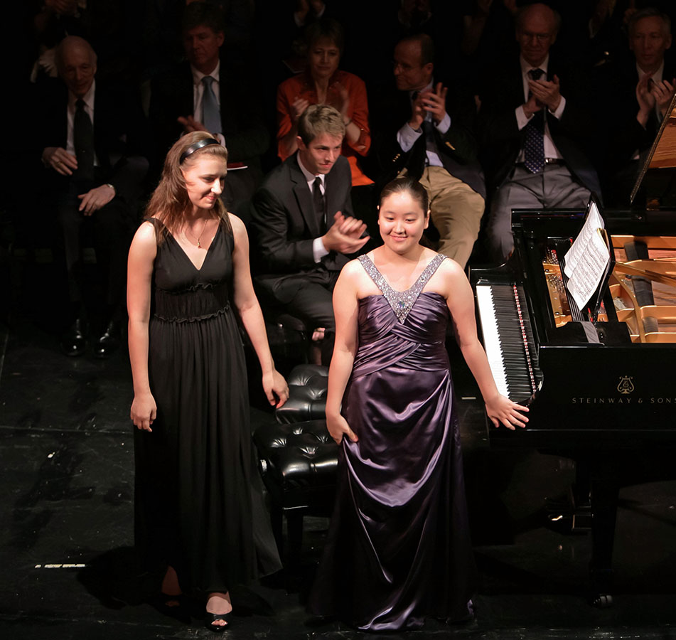 2015 Seattle International Piano Competition Winners: The New York International Piano Competition