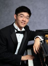 SECOND PRIZE Daniel Kim, Age 17 Country of Birth: United States Residence: Lexington, MA Cash Award of $6,000 Concert and Recital Appearances