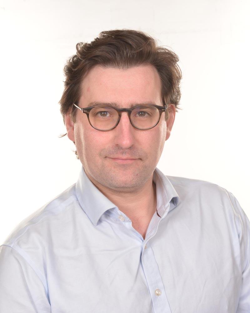 Mr Lee Parker (Co-opted)