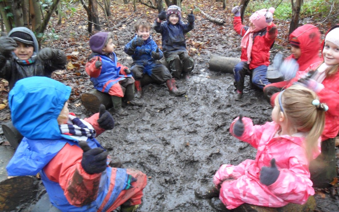Forest Schools – Year 1, Group 2