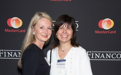 Andrea Weiss Attends Financo CEO Summit