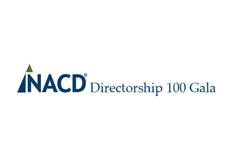 NACD Directorship 100 Gala Recognizes Andrea Weiss