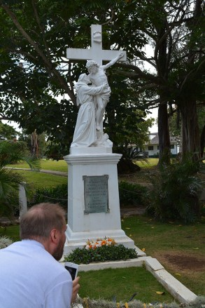 Mother Marianne Cope monument Kalaupapa
