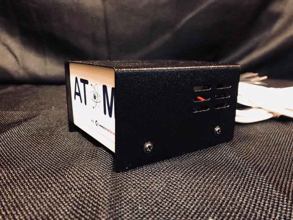 Commodore4ever Atom Replacement Power Supply