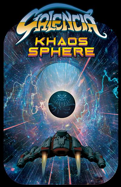 Galencia Khaos Sphere boxart