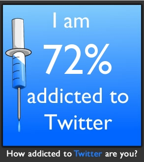 How addicted to Twitter are you?