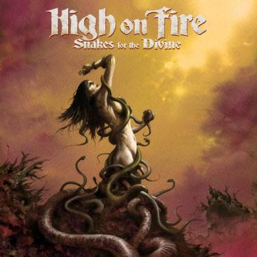 Bilderesultat for High on fire - snakes