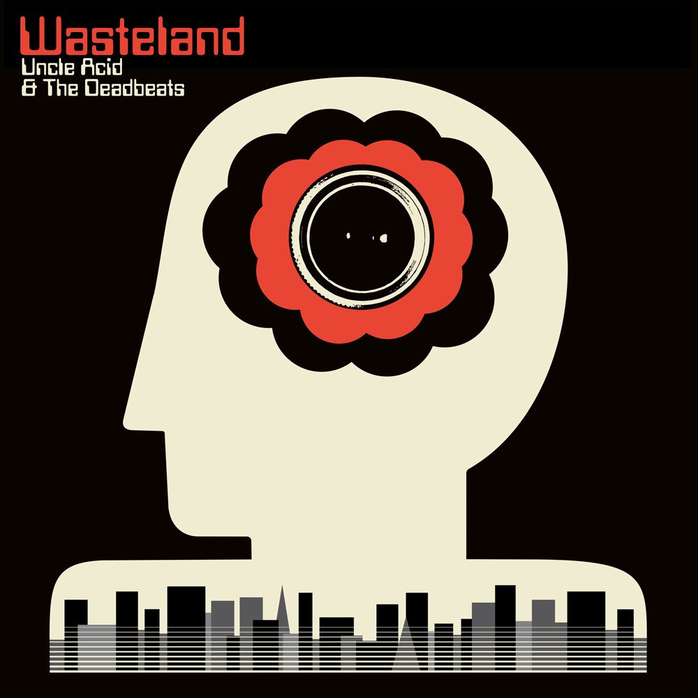Image result for uncle acid and the deadbeats wasteland