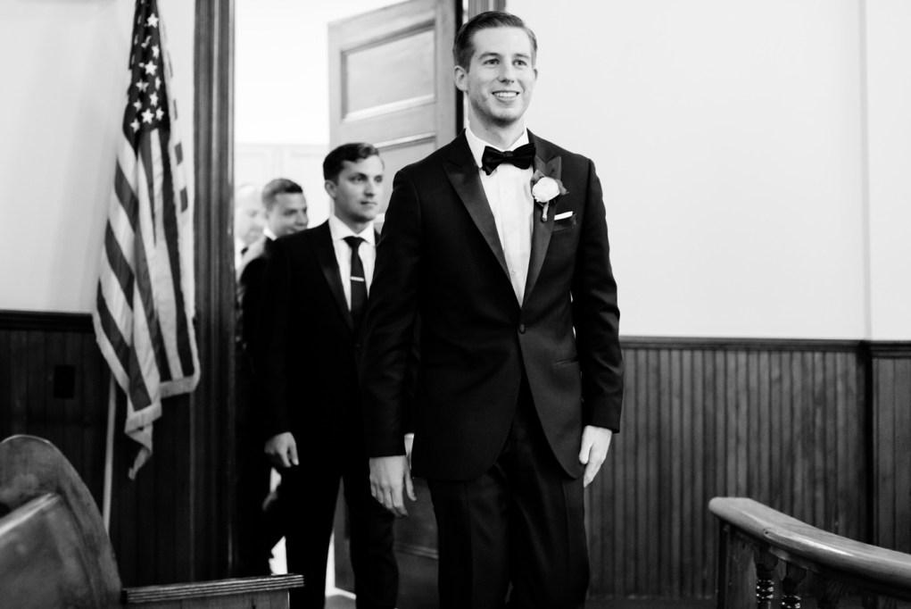 wv wedding ceremony